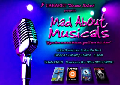Mad About Musicals (2013)