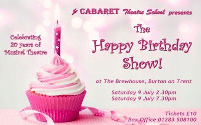 The Happy Birthday Show!