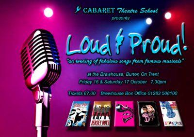 Loud & Proud (2009)